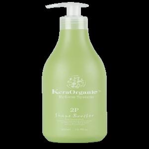 KeraOrganic Keratin Shape Booster (2P)
